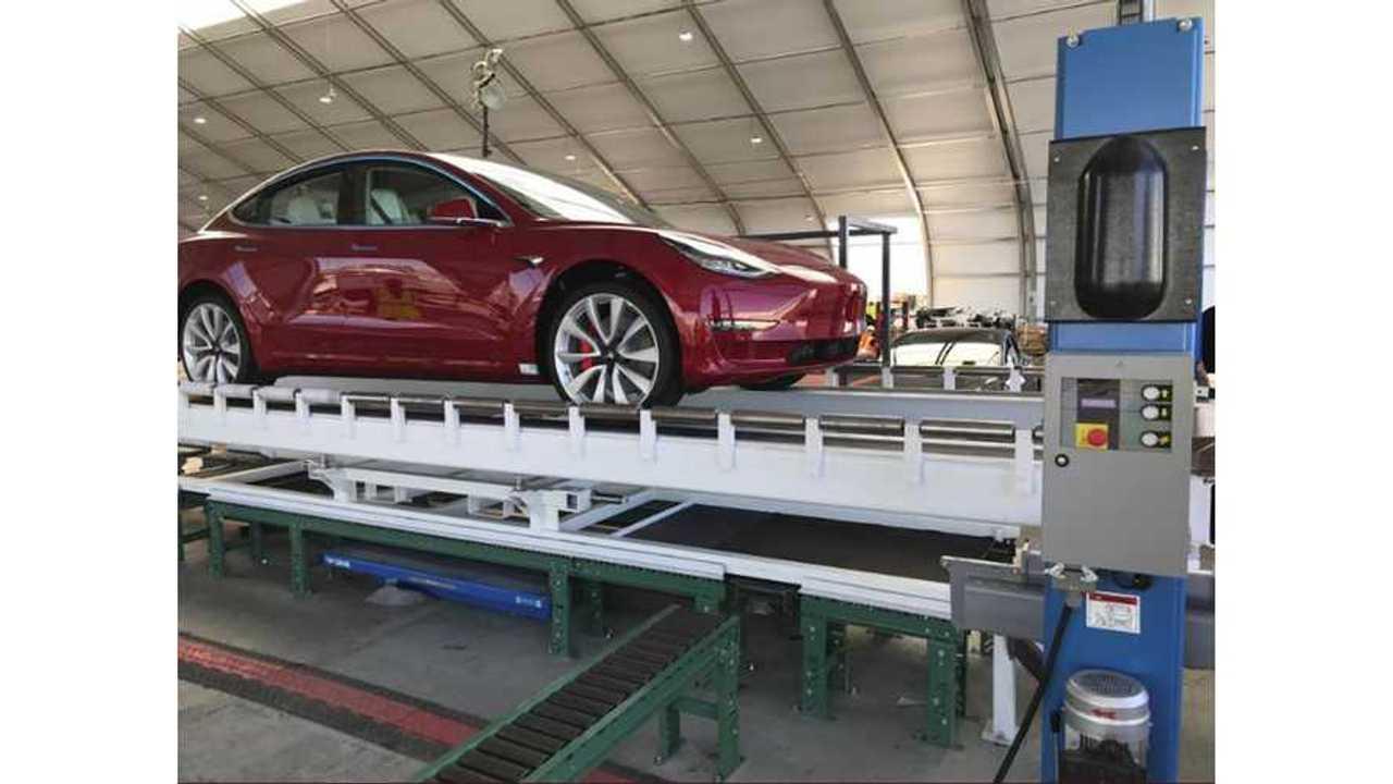 Tesla Model 3 Production Shortage Lawsuit Dismissed
