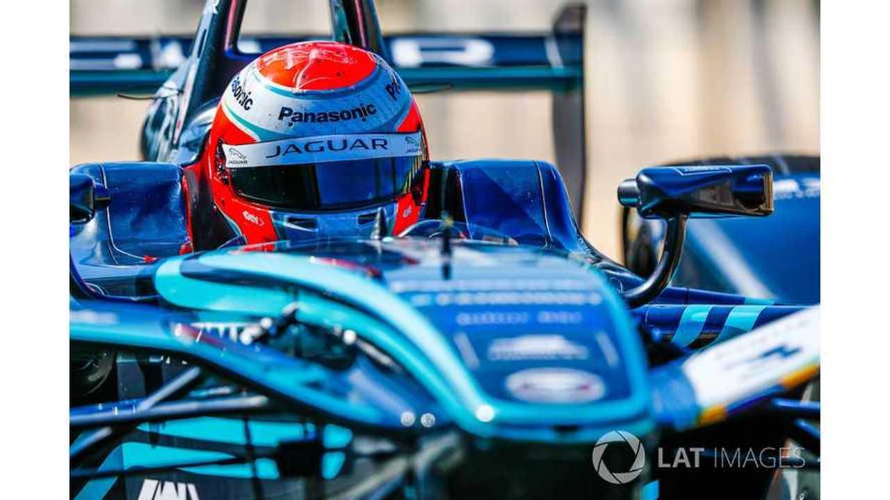 Santiago Formula E Race Shows Move To Jaguar Is Paying Off