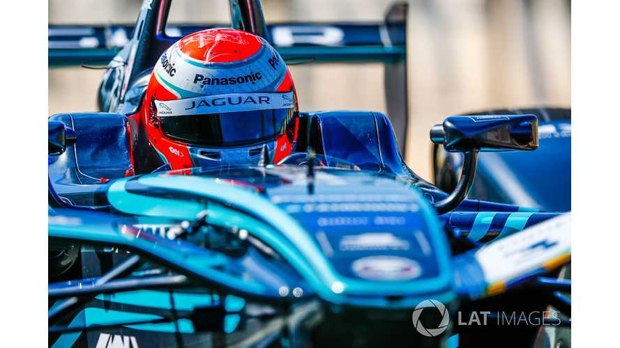 Santiago Formula E Race Shows Move To Jaguar Is Paying Off