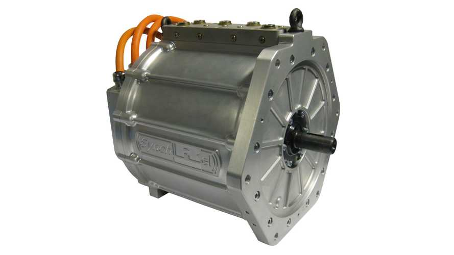 Ricardo Develops Rare-Earth Free Electric Motor