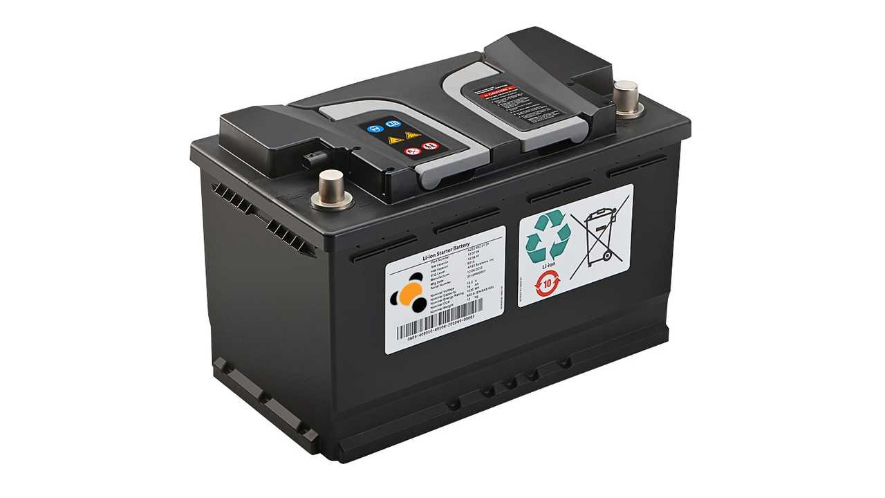 A123 Systems Sees Future In Lithium-Ion Starter Batteries