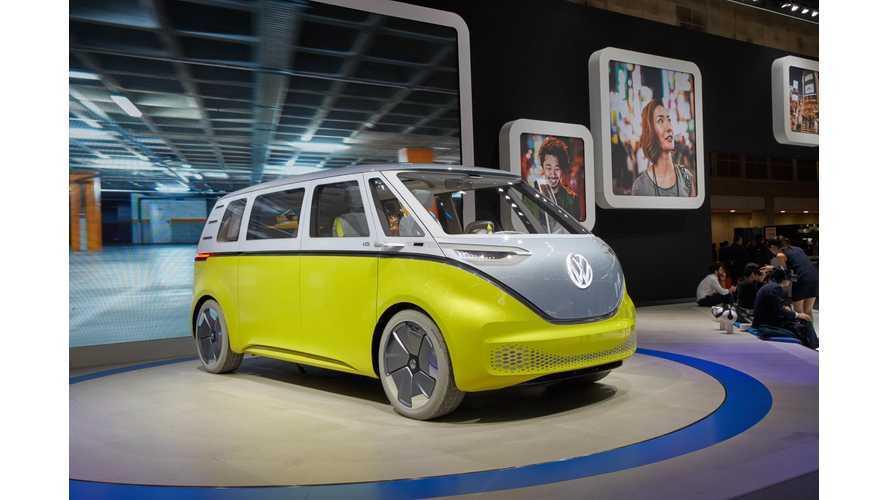 Volkswagen Buzz To Get AI