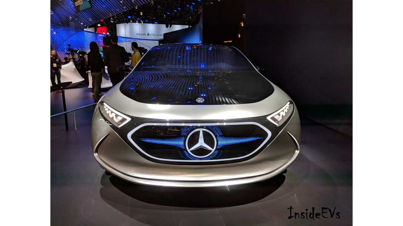 Mercedes Exec: World Will Drive Hydrogen Not Battery Electric By 2040