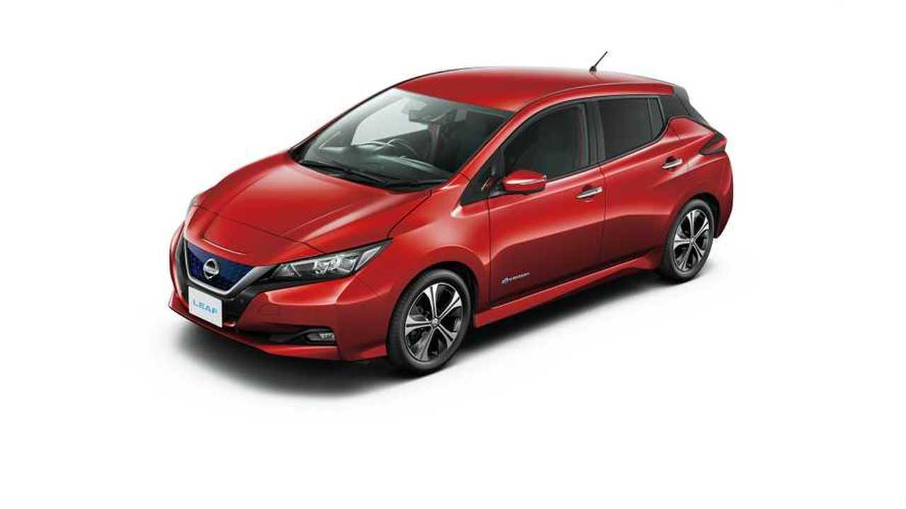 2018 Nissan LEAF Gets Range Rating On WLTP Cycle