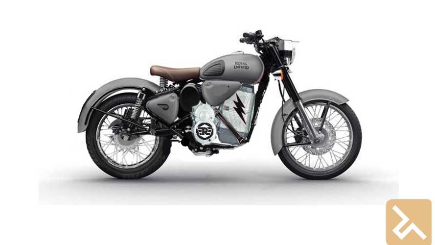 Royal Enfield Makes Electrifying Announcement