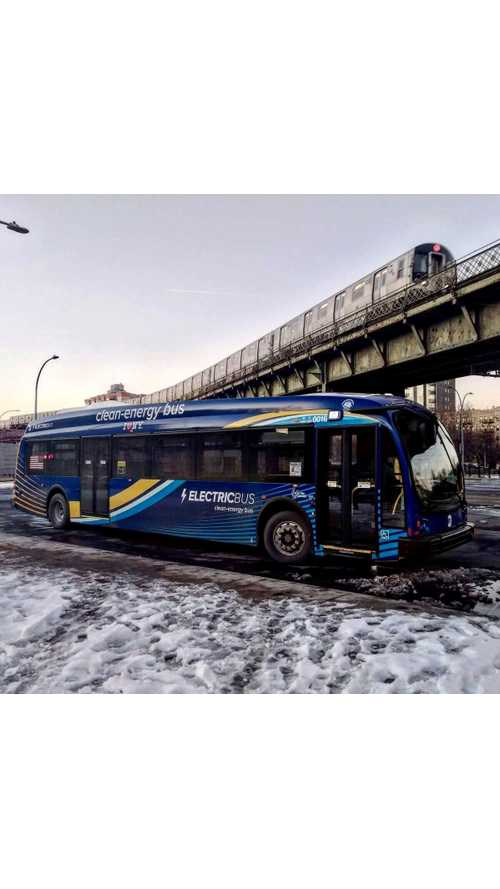 Proterra Electric Bus Trial Underway In Alaska
