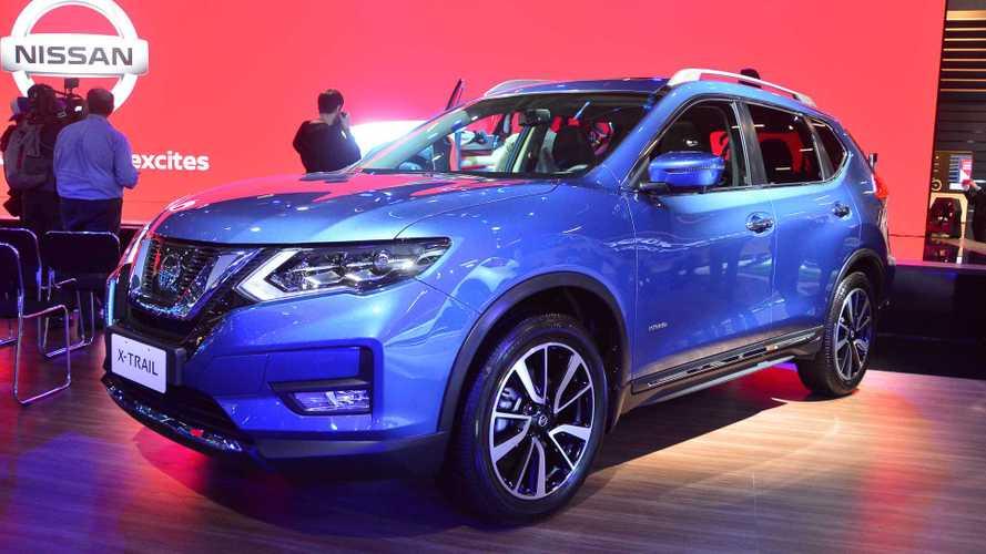 Salão de SP: Nissan X-Trail pode ser primeiro híbrido da marca no Brasil