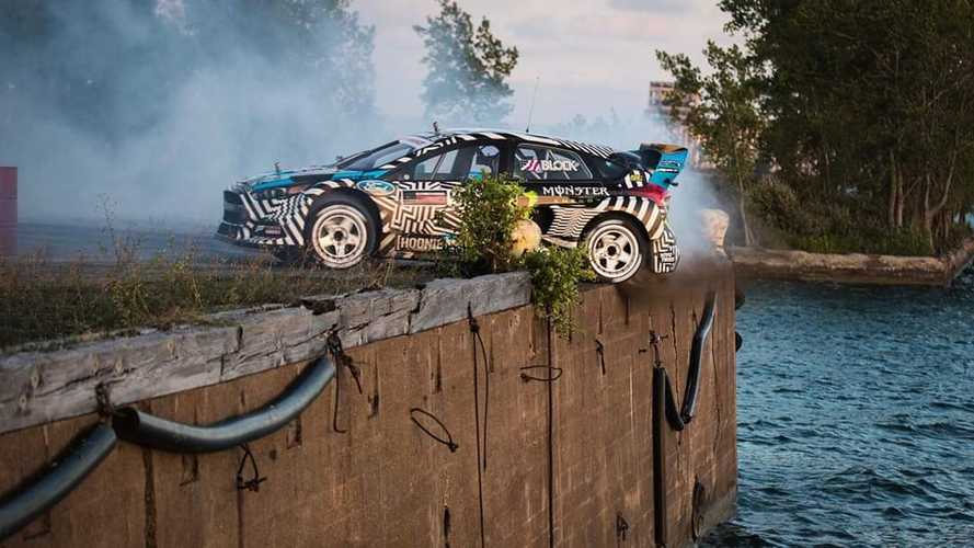 Take a look at all of Ken Block's Gymkhana films