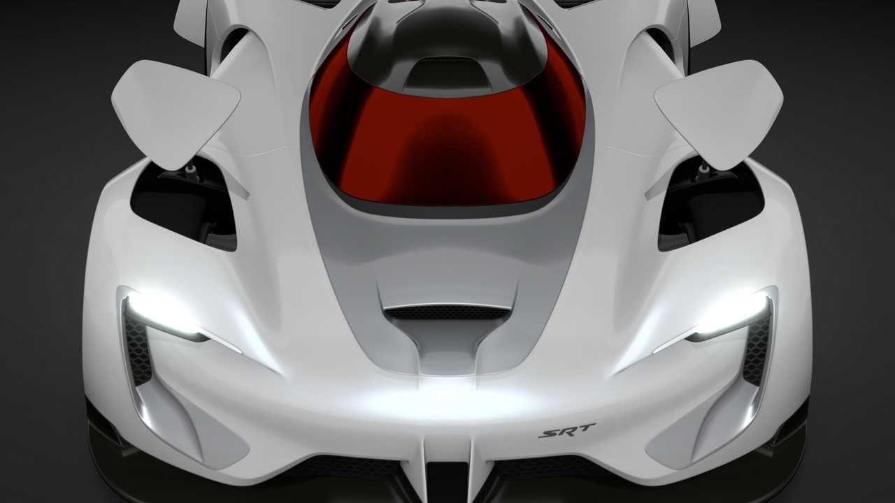 Dodge SRT Tomahawk Vision Gran Turismo