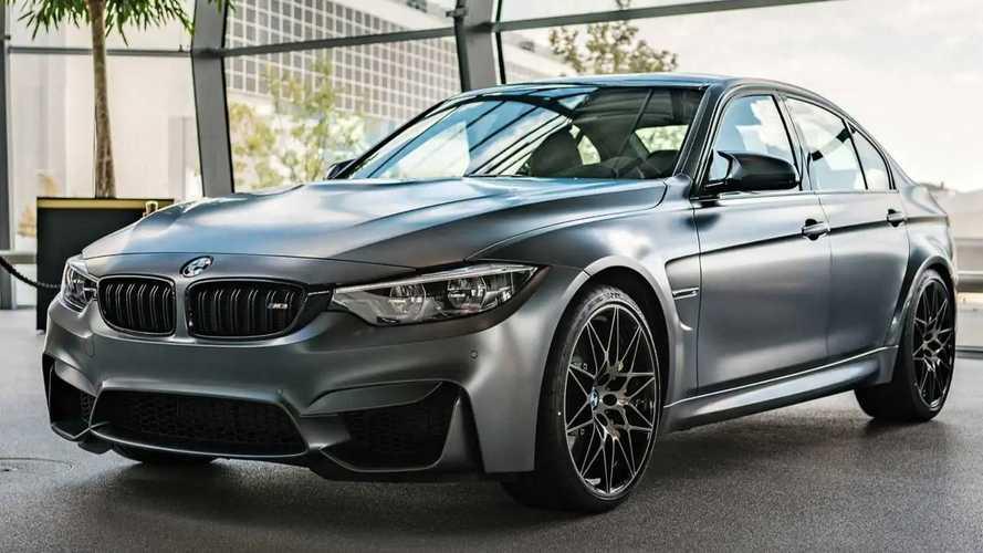 Dernière BMW M3 (F80) européenne