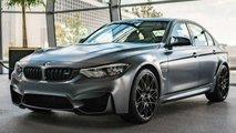 Az utolsó európai piacra szánt BMW M3 (F80)