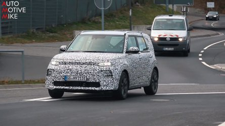 New Kia Soul Spied Leaning Through Turns At The Nürburgring