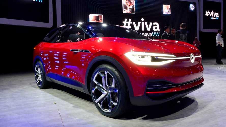 Salão de SP: VW I.D. Crozz antecipa crossover elétrico que chega em 2020