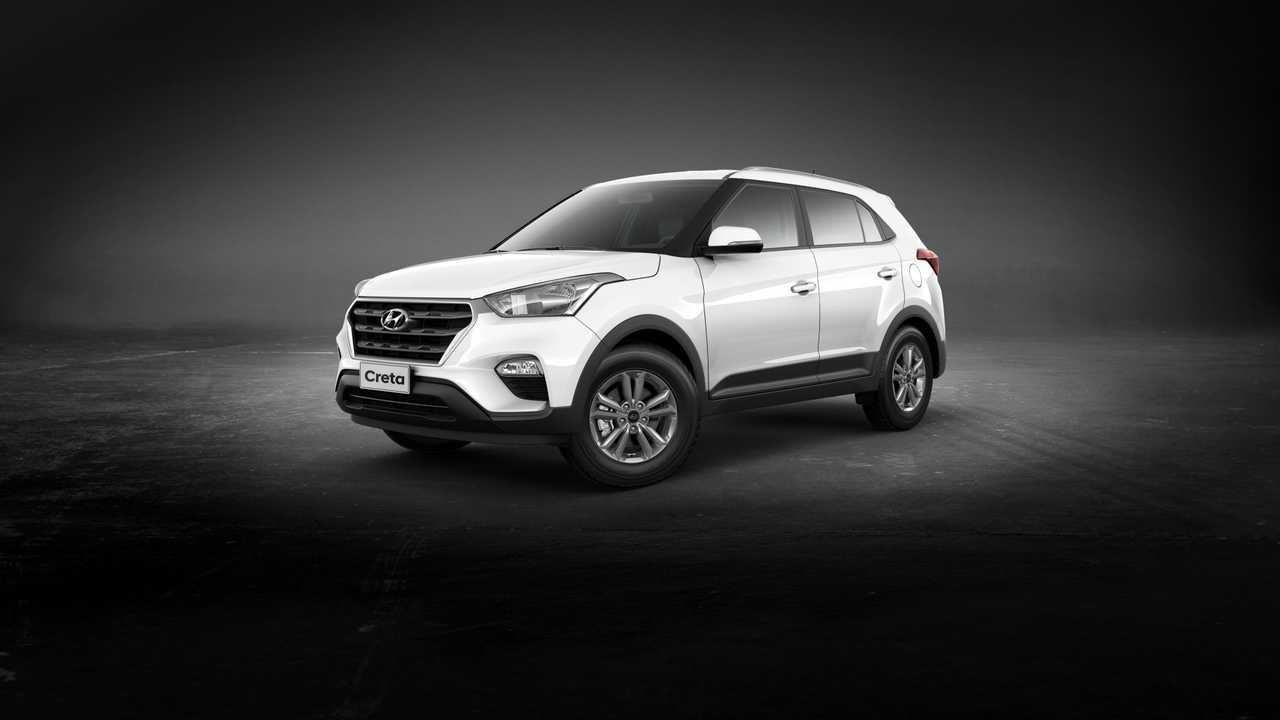 Hyundai Creta Smart 1.6 AT