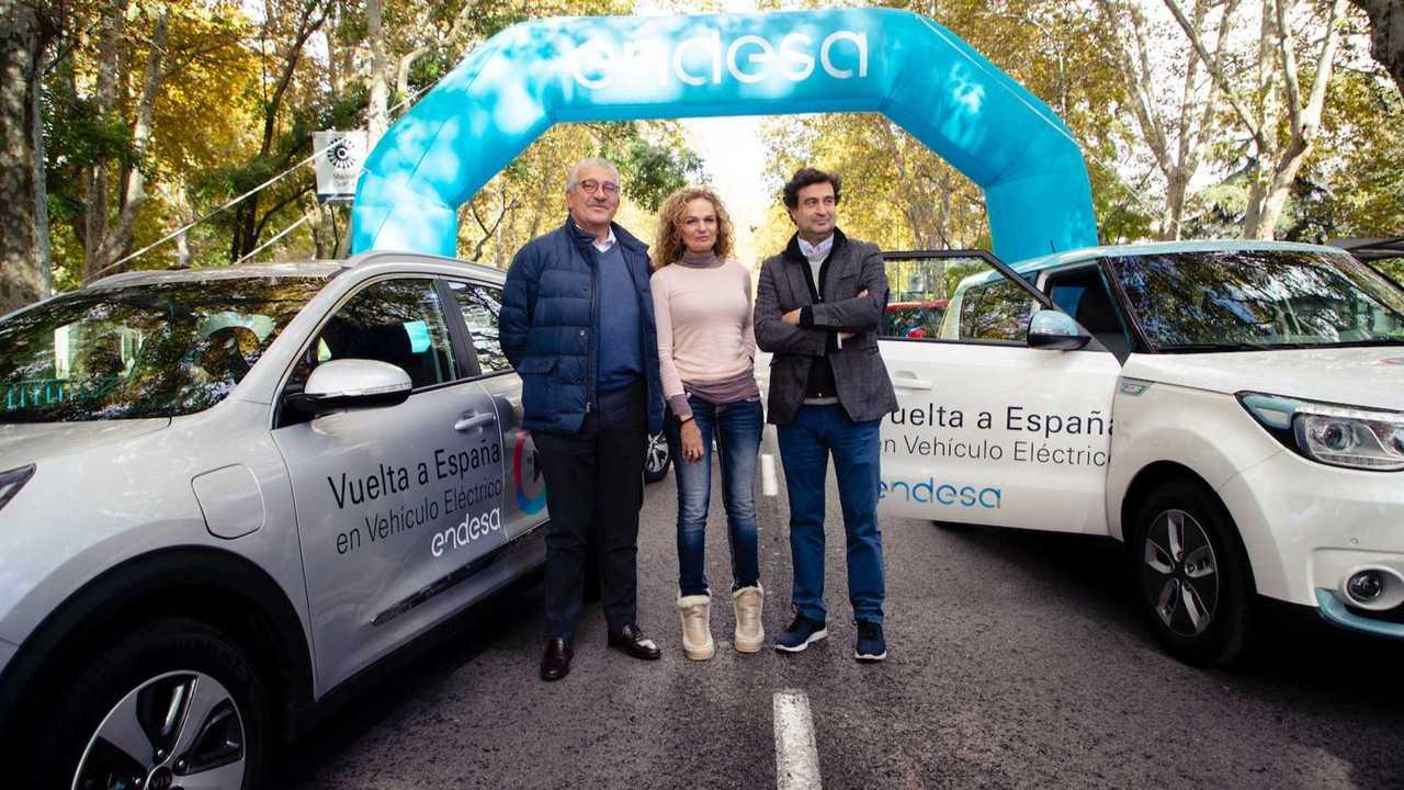 II Vuelta a España Endesa