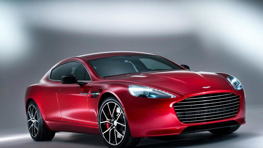 Daimler confirms partnership talks with Aston Martin - report