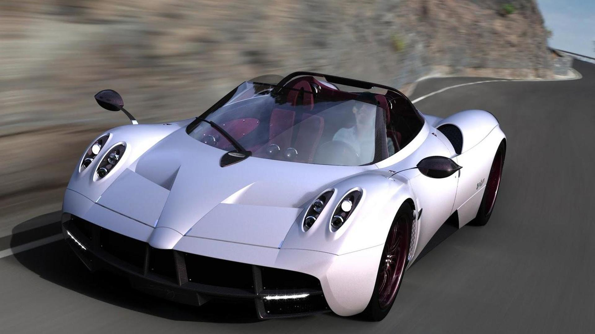 Pagani Huayra Roadster Coming Within The Next Two Years Report