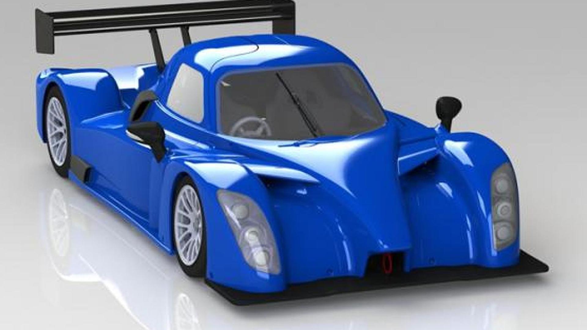 d5bbc7d0c Le Mans-inspired Radical RXC Xtreme Coupe announced