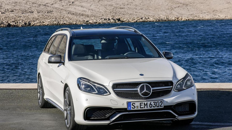 Mercedes Benz E63 S Wagon Gets An 800 Hp Upgrade By G Power