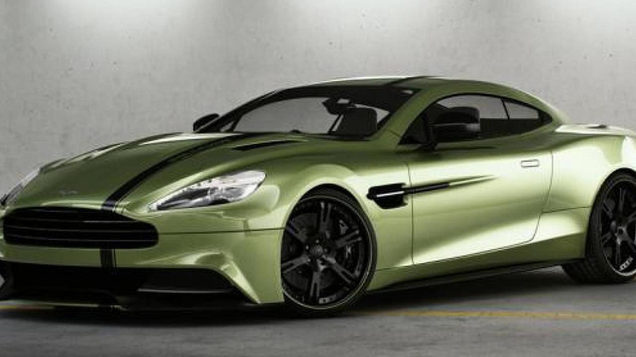 Aston Martin AM 310 Vanquish by Wheelsandmore
