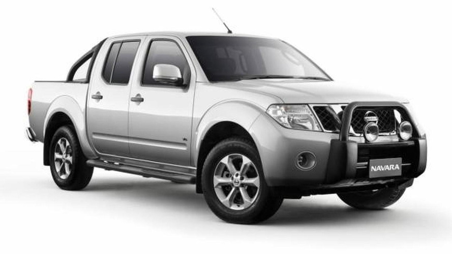 Nissan Navara ST-X Blackline Edition launched in Australia