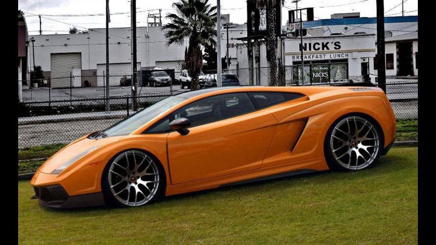 Lamborghini Gallardo Invidia Edition di Amari Design
