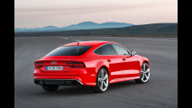 Audi RS 7 Sportback restyling