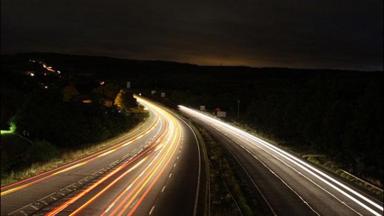 [Copertina] - Tagli alla spesa: meno luce sulle strade per risparmiare