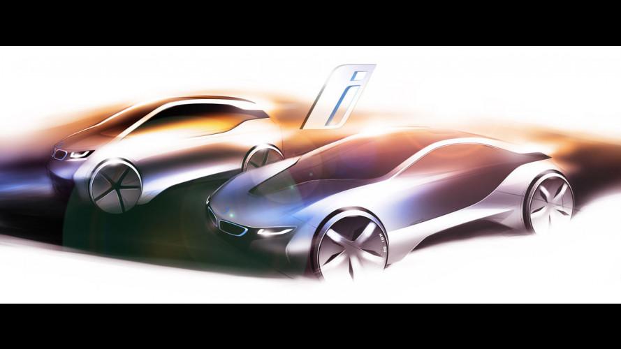 """La BMW i8 nel prossimo film di """"Mission Impossible"""""""