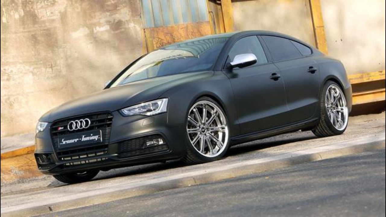 [Copertina] - Audi S5 Sportback by Senner Tuning