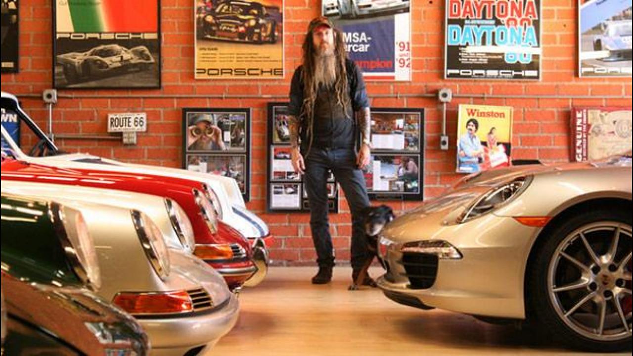 [Copertina] - Magnus, il garage più cool d'America