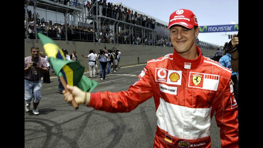 """Michael Schumacher non sarà mai più Michael Schumacher"""