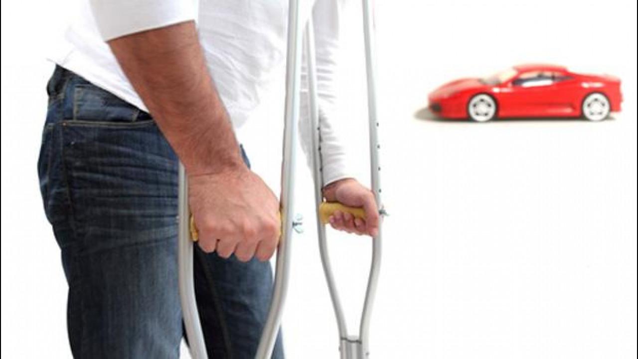 [Copertina] - Lesioni fisiche: le Vittime della strada al contrattacco