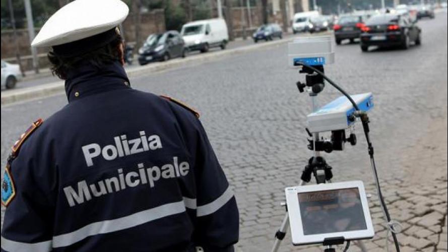 Autovelox a Roma: ecco dove sono quelli nuovi