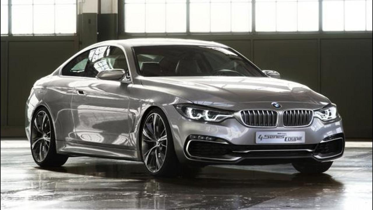 [Copertina] - BMW Serie 4 Coupé Concept