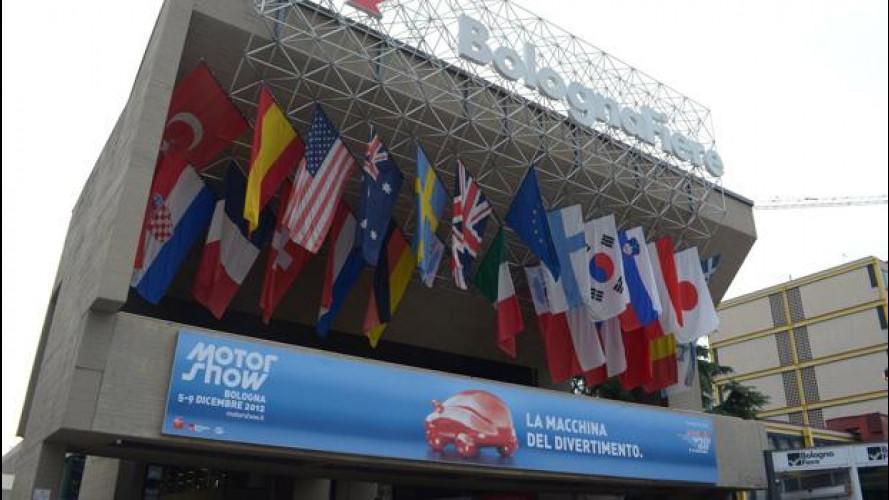 Motor Show di Bologna 2012, le novità