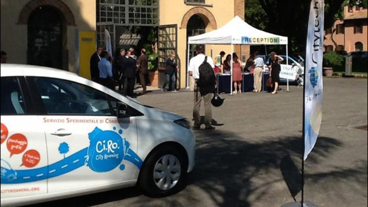 [Copertina] - Citytech Roma 2014, due giorni per la mobilità sostenibile