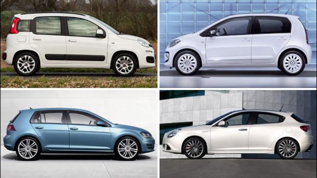 [Copertina] - Faccia a faccia: ecco le auto che hanno venduto di più