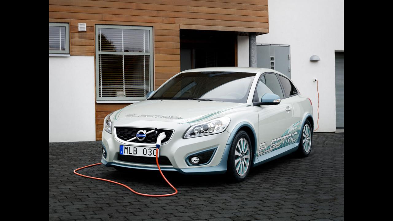 Volvo e Siemens insieme per l'auto elettrica