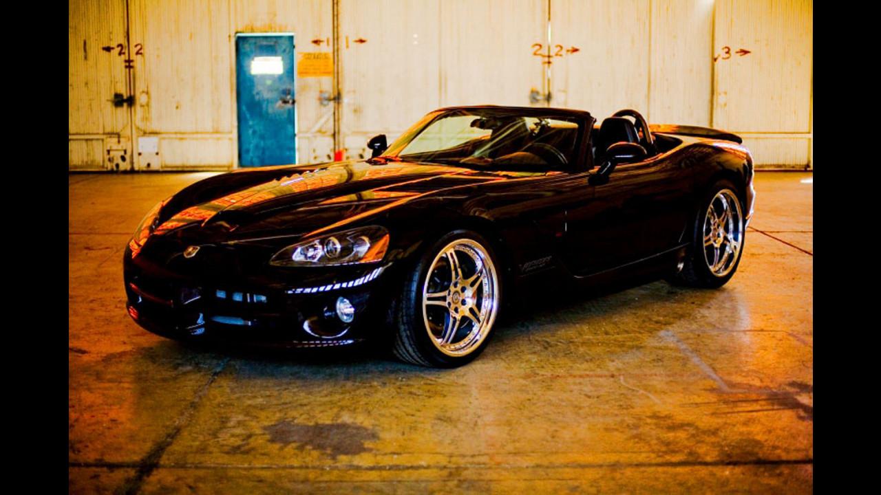 Dodge Viper E85