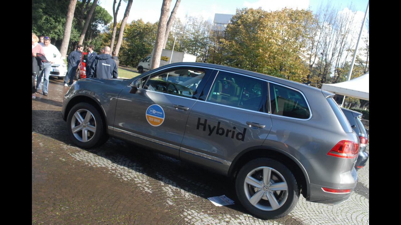 Volkswagen ad H2Roma 2010