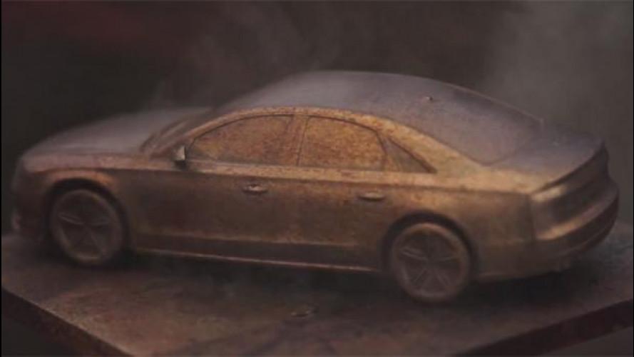 """Ecco un'auto fatta """"da dio"""""""