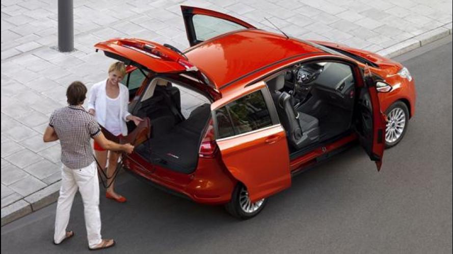 Ford B-Max, il listino completo