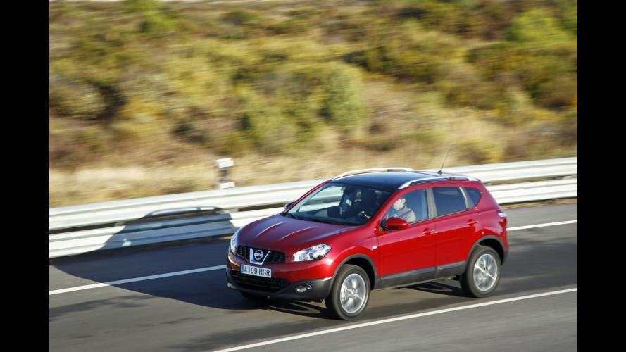 Nissan Qashqai 1.6 dCi 130 CV, downsizing e CV
