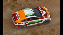 Mitsubishi Sport Lancer D-ID alla Dakar 2009