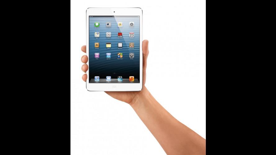 iPad mini: le dimensioni giuste per l'integrazione in auto