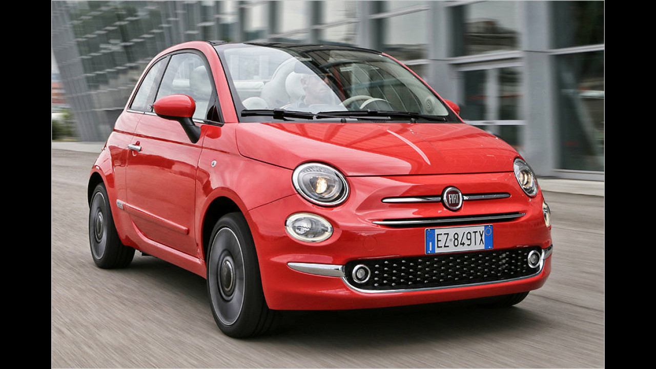 Die Young Urban Miss: Fiat 500