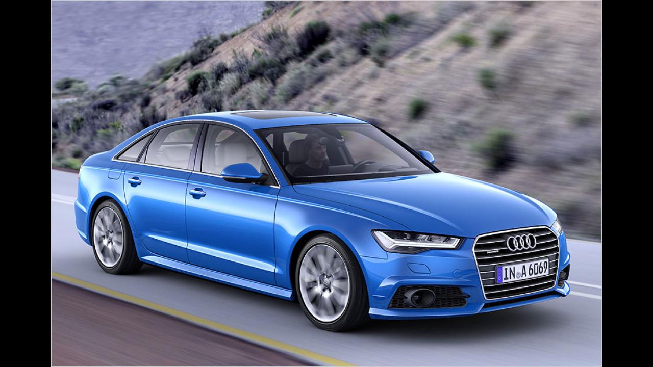 Obere Mittelklasse: Audi A6