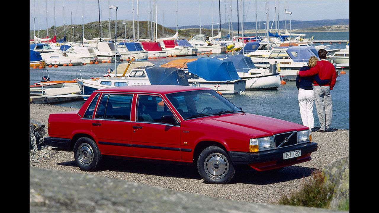 Volvo 740 (1987)