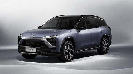 NIO ES8 Wants To Fight Tesla Model X In China